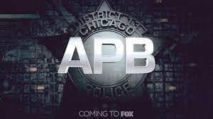 Seeking Tv Series Apb Tv Show On Fox Fox S Apb Seeking