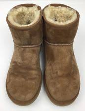 s ugg australia mini zip boots ugg australia mini zip leather boots size us 8 eu
