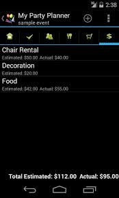 how to be a party planner my party planner android apps on play