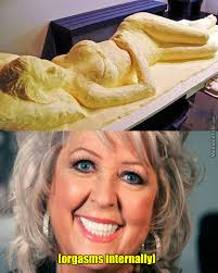 Paula Deen Butter Meme - if it was futa it would be so much butter puts on sunglasses and