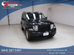 jeep liberty arctic cars for sale at auction direct usa