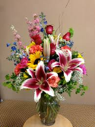 Personalized Flower Vases Personalized Roses Live Roses Speaking Roses Las Vegas Flowers