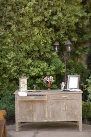 Outdoor Wedding Furniture Rental by Franciscan Gardens Blog Found Vintage Rentals