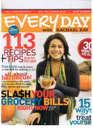 buy everyday with rachael ray magazine october 2009 take a bite