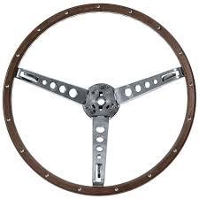 mustang steering wheels mustang woodgrain steering wheel kit 1965 1966 cj pony parts