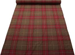 plaids en laine 100 pur écossais tapisserie laine tissé tartan à carreaux plaid