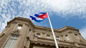 Washington Dc Flag After 54 Years The U S And Cuba Formally Restore Ties The Two