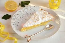 bergamote cuisine tarte meringuée à la bergamote