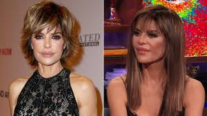 lisa rinna hair stylist lisa rinna ditches her signature bob for longer locks see the