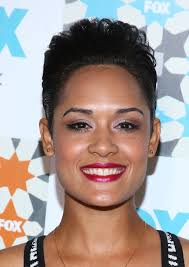 hairstyles on empire tv show grace gealey went for a punky look with this pompadour during the
