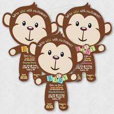 baby shower monkey safari baby shower ideas baby ideas