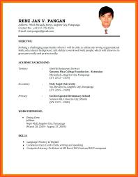 resume for job application pdf download resume form for job application format of resume for job