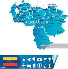 Venezuela World Map by Venezuela Map Vector Art Getty Images