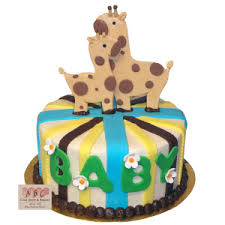 giraffe baby shower cakes baby shower cakes archives abc cake shop bakery