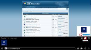 internet explorer 11 pin website to start in windows 8 1