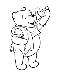 coloring page winnie the pooh coloring pages 99