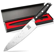 allezola professional chef u0027s knife 7 5 inch german high carbon
