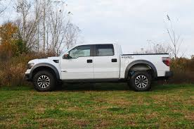 Ford Raptor Truck Bed Length - 2014 roush ford f 150 svt raptor around the block