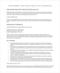 resume key terms teacher resumes 26 free word pdf documents download free