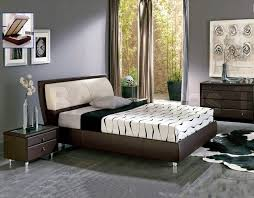 arrange bedroom furniture small room brown curtain home living