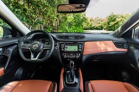 green nissan rogue 2016 refreshed 2017 nissan rogue and all new rogue hybrid debut in
