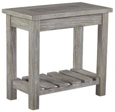 Ashley Furniture End Tables Signature Design By Ashley Veldar Chair Side End Table With