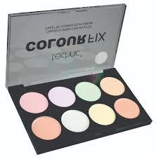 technic colourfix colour corrector palette love thy makeup