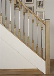 Stair Banisters Railings Stair Banister Renovation Using Existing Newel Post And Handrail