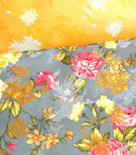 Scalamandre Upholstery Fabric Scalamandre Upholstery Fabric Perrault Silk Lampas Floral Brocade