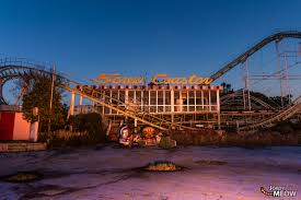 abandoned amusement park nara dreamland the abandoned rollercoasters offbeat japan