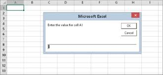 vba examples programming excel with vba microsoft excel 2016