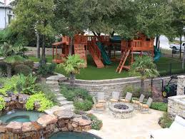 Wood Backyard Playsets by 50 Best Outdoor Wooden Playsets Bridged Images On Pinterest