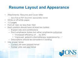 Resume Present Tense Resume Writing Workshop Creating A Winning Resume Ppt Video
