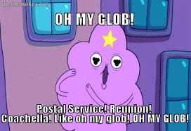 Lumpy Space Princess Meme - lumpy space princess postal service meme maker make a meme online