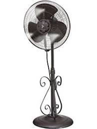 stand up ac fan stand up fan charming solid black wall mounted fans air king inch