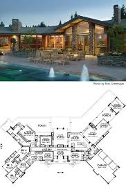large one house plans best 25 home layout plans ideas on blueprints of