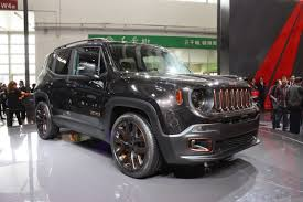 jeep renegade comanche pickup concept 2014 jeep renegade zi you xia design concept autozone