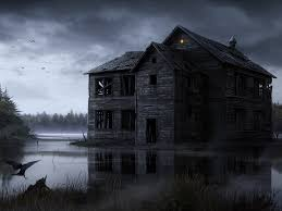 haunted house full hd wallpaper and background 1920x1440 id 102132