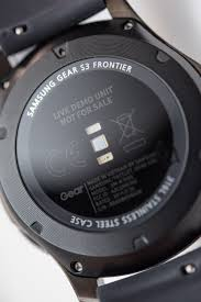 Frontier Carry On by Samsung Gear S3 Frontier U0026 Classic Smartwatch Hands On Debut