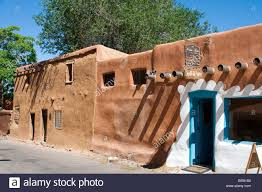 The Santa Fe New Mexican Oldest House In Santa Fe 207ufc