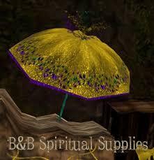 mardi gras umbrella second marketplace gold second line mardi gras umbrella
