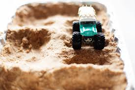 motocross toy bikes diy sand for a toy motocross track u2014 all for the boys