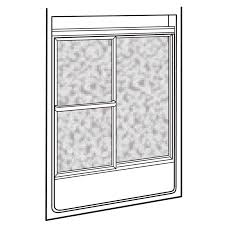 tub u0026 shower doors american standard