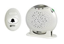 wireless doorbell system with light indicator flashing light wireless doorbell ac16