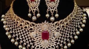 beautiful necklace designs images Beautiful one gram gold designs fashionworldhub jpg
