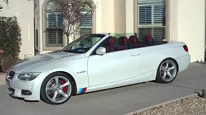 bmw 335is review 2011 335i bmw convertible e 93 m sport roof in