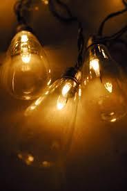 bulb solar powered string lights led 6ft 10ct