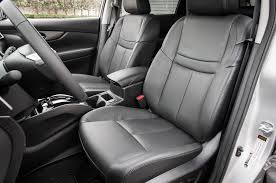nissan pathfinder leather seats 2014 nissan rogue sl awd review long term verdict