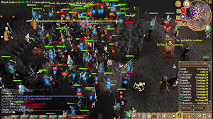 World Map Runescape by Runescape Halloween Event 2010 World 8 Zombie Clan Wars Invasion