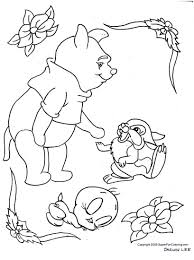 cartoons coloring pages winnie the pooh coloring pages